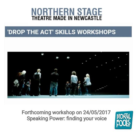 Speaking Power - find your voice