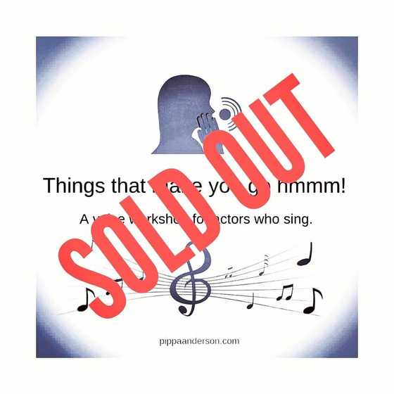 Workshop Sold Out in Record Time
