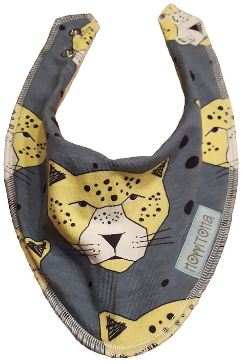 Dregglis Stl.0-9 månader - Blå Katt -