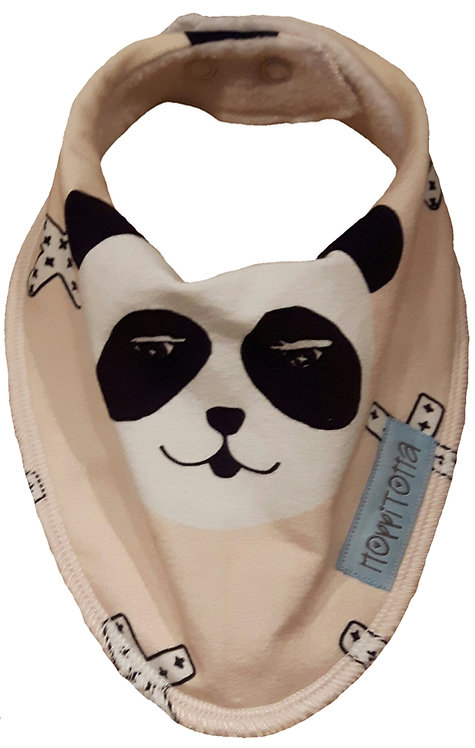 Dregglis Stl.0-9 månader - Rosa Panda -