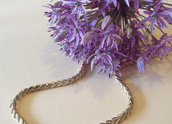 14krt geelgouden collier