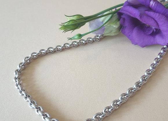 14krt witgouden collier