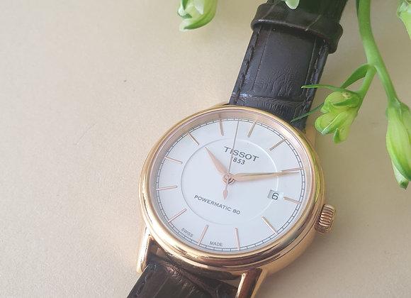 Tissot horloge, automaat