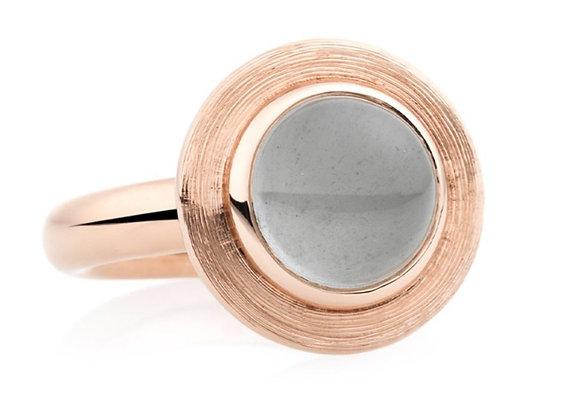 BRON solar ring met aquamarijn 8RR4841AQ