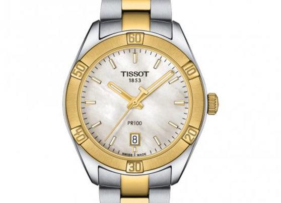 Tissot dames horloge T1019102211100