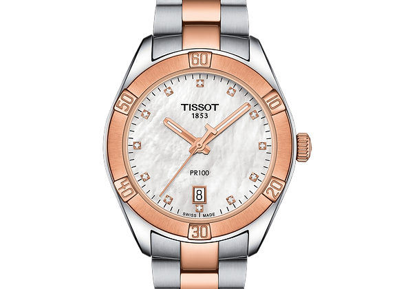 Tissot dames horloge T1019102211600