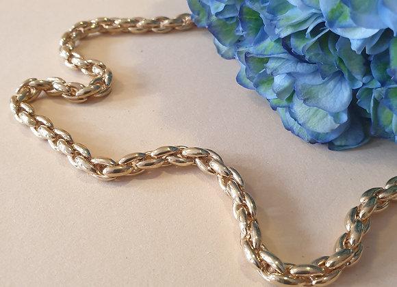 14kt gouden collier