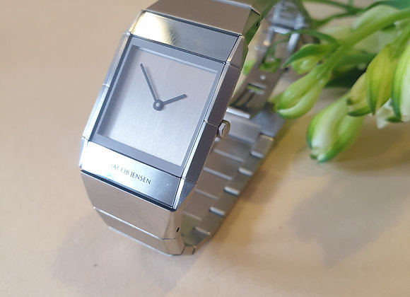 Jacob Jensen damespols horloge