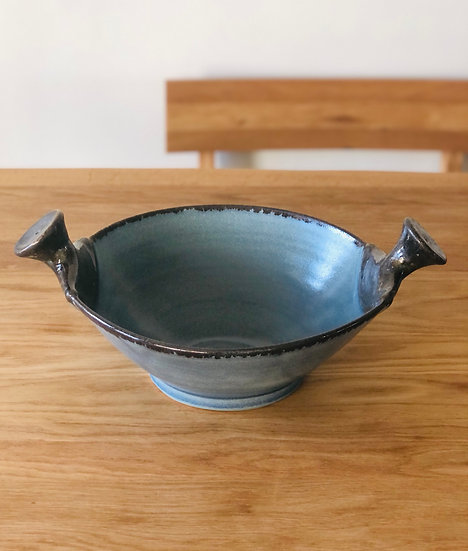 Two Handled Bowl Large