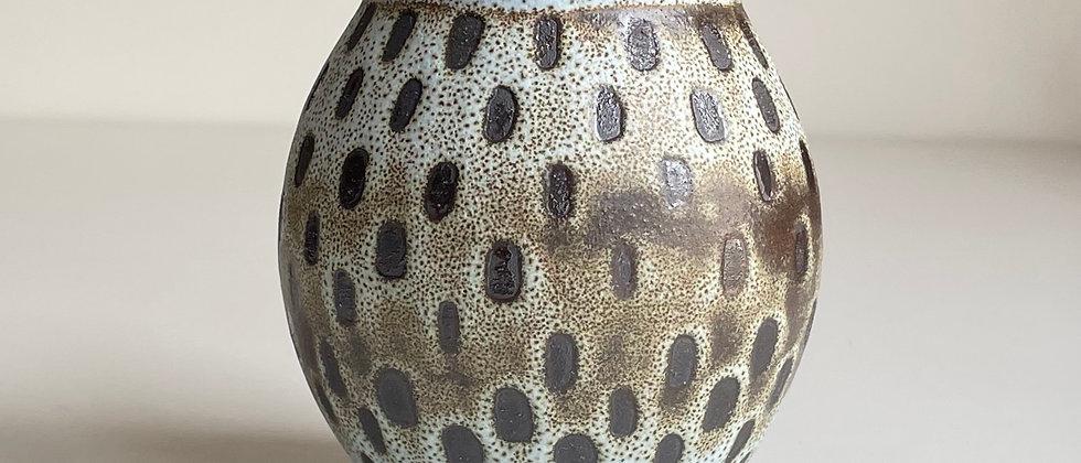Vase Blue East Style