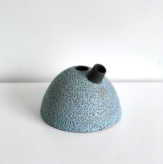 "Ceramic Vessel ""Nests"" Series - Blue"
