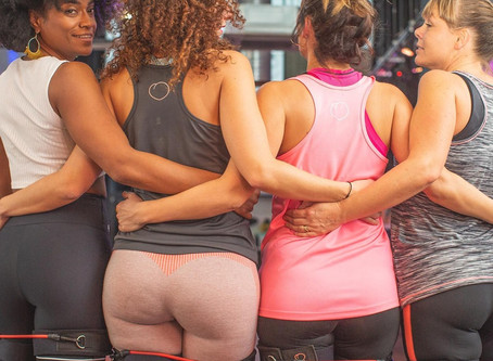 GROOVY GLUTES – A DANCE CLASS WITH A DIFFERENCE