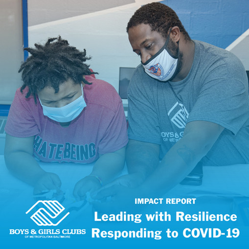 BGCMB Impact Report:  Leading with Resilience, Responding to COVID-19