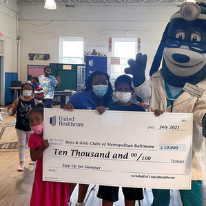 UnitedHealthcare Donates $10,000 as Part of Guinness World Record Title Attempt