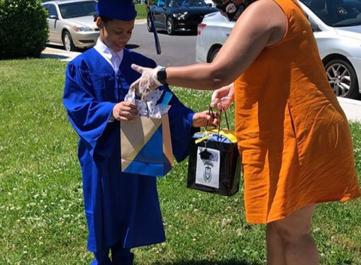 BGCM Member Graduates as 5th Grade Valedictorian!