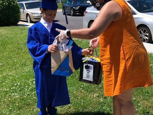 BGCMB Member Graduates as 5th Grade Valedictorian