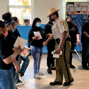 Photovoice Engages Youth and Police in Conversation