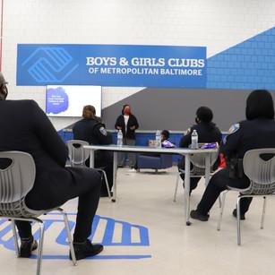 Governor's Office Leader, Glenn Fueston, Sees Boys & Girls Club Evidence-Based Programs In Action