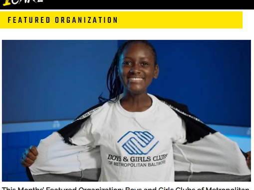 BGCMB is Radio One's ICARE Campaign Featured Organization this Month