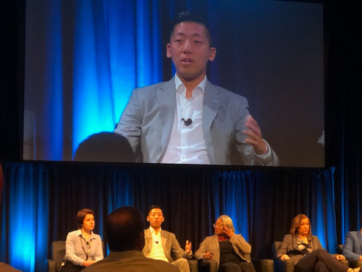 Board Member, Ken Tsui Speaks at Stanley Black & Decker, Inc. Meeting on Diversity & Inclusion