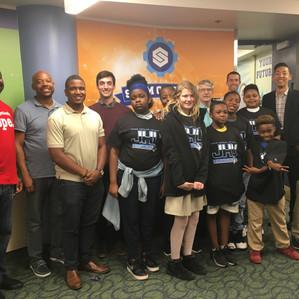 Johns Hopkins Applied Physics Lab Math Tutoring Program Raises Achievement and Sights
