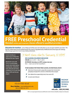 Career Center | Child care | Little Sprouts Academy