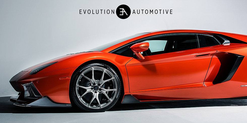 Aventador Carbon V Series Side Blades