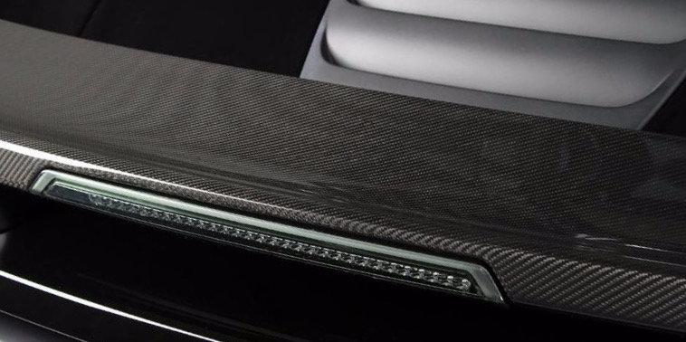 MP4-12C, 650S Carbon Air Brake OEM Style