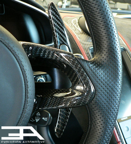 Carbon Paddle Extensions