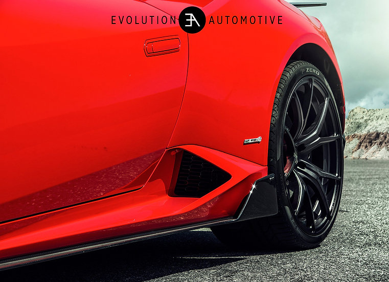 Huracan Verona Carbon Aero Side Blades