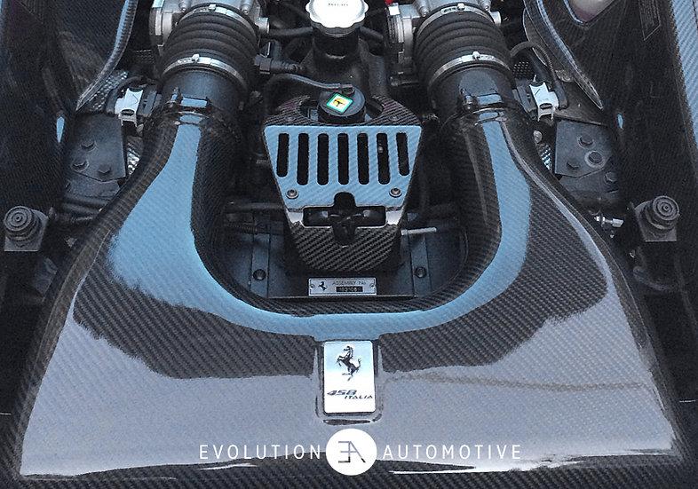 Carbon Fiber Lock Cover