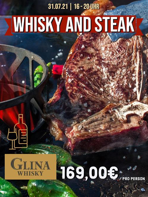 Whisky and Steak | 16 - 20 Uhr