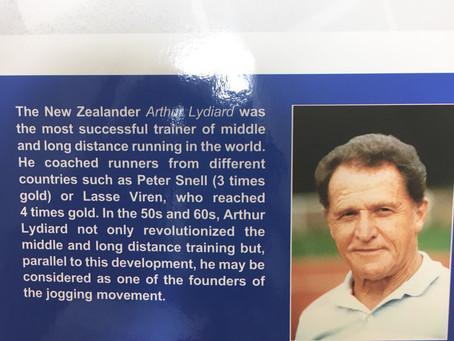 アーサー・リディアードから学ぶ選手と指導者の関係性