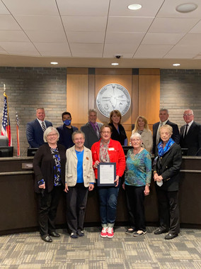 United Nations Day Proclamation by Joliet City Council