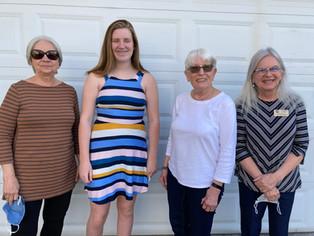 Congratulations Scholarship Winner #2: Theresa Rincker