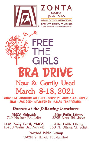 Free the Girls Bra Collection March 8-18
