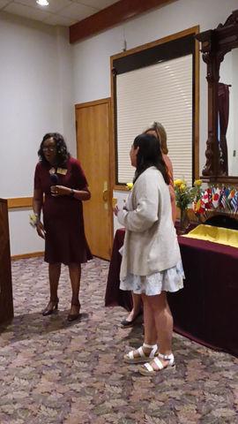 Guadalupe Medina Scholarship Surprise