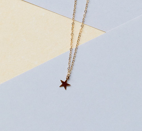 Ariel Basic Star Choker