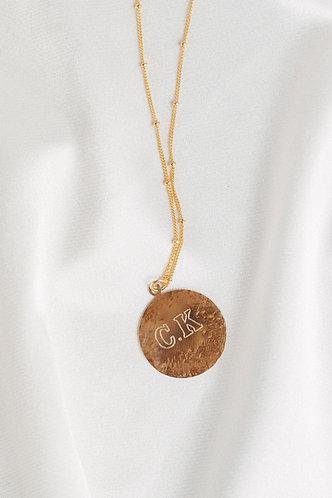 Alix Custom Initial Necklace