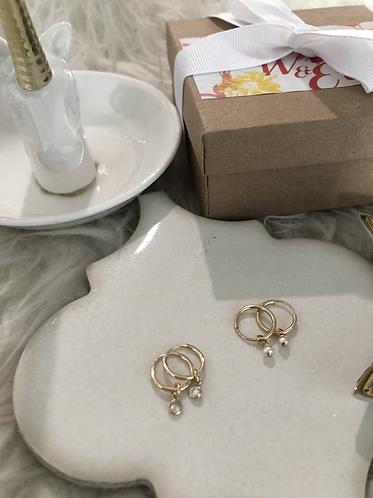 Crystals & Pearls !!!! Gift Set