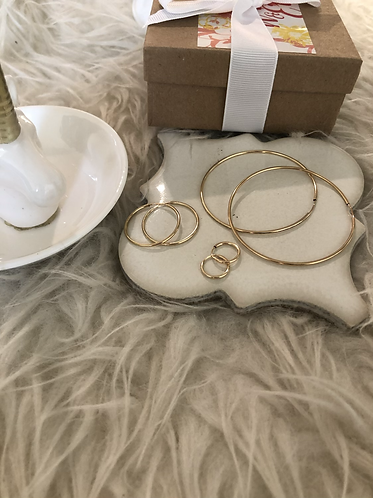Our Best Selling Hoops!!! Gift Set