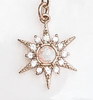 Sara Star Necklace