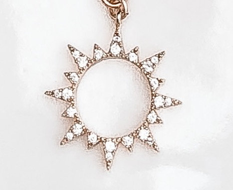 Haley Sun-bright Necklace