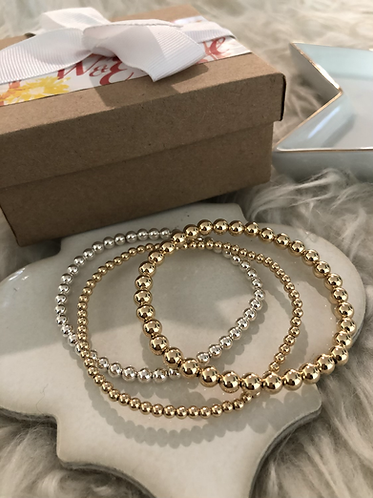 Best of Silver and Gold ! Gift Set