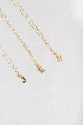 Cyd Alphabet Necklace