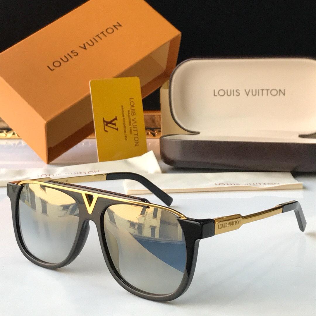 winkelen voor goede verkoop waar te kopen Louis Vuitton Attitude Zonnebril
