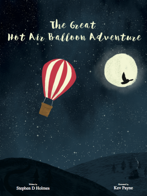 The Great Hot Air Balloon Adventure