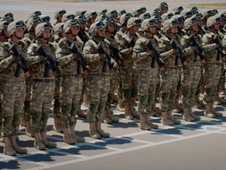 100 Years of Azerbaijan's Armed Forces