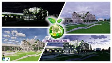 Hoe ziet het er uit China Horti Center Dezhou Impression by AAB BM International