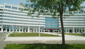 DSG office building in Dezhou